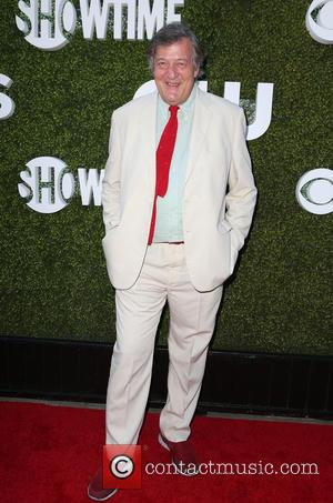 Stephen Fry at the CBS, CW, Showtime Summer TCA Party held at the Pacific Design Center - West Hollywood, California,...