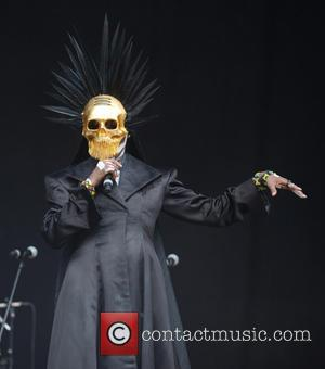 Grace Jones performing on the second day of Way Out West Festival 2016 held in  Gothenburg, Sweden - Friday...