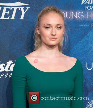 Sophie Turner at Variety's Power of Young Hollywood presented by Pixhug held at NeueHouse Hollywood, Los Angeles, California, United States...