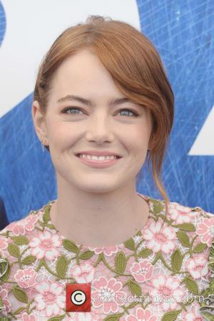 Emma Stone at the La La Land Photocall which was being hosted as part of the 73rd Venice Film Festival...