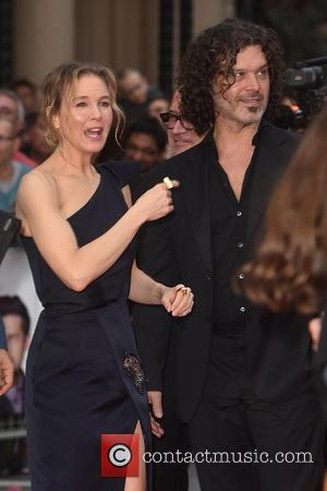 Renee Zellweger and Doyle Bramhall