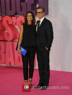 Colin Firth at the 'Bridget Jones's Baby' World Premiere held at The Odeon Cinema, Leicester Square, London, United Kingdom -...