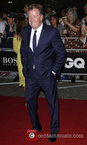Piers Morgan at the 2016 GQ Men of the Year Awards in association with Hugo Boss held at  the...