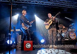 Barenaked Ladies, Ed Robertson and Kevin Hearn