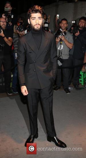 Zayn Malik Slams 'Fake' Celebrities