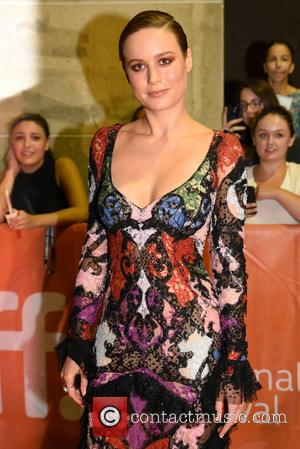 Brie Larson at the 2016 Toronto International Film Festival premiere of 'Free Fire' held at Ryerson Theatre - Toronto, Canada...