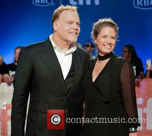 Vincent D'Onofrio at the 2016 Toronto International Film Festival premiere of 'The Magnificent Seven' held at Roy Thompson Hall -...