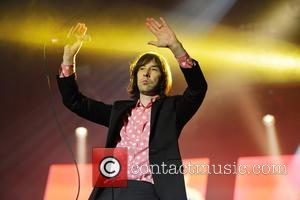 Bobby Gillespie and Primal Scream