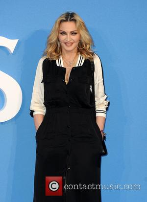 Madonna Strips Down To Promote Voting