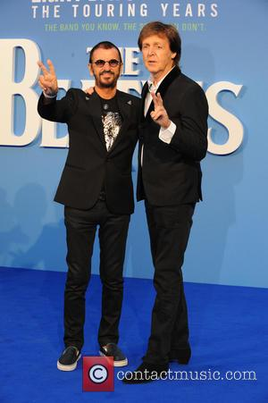 Paul Mccartney and Ringo Star