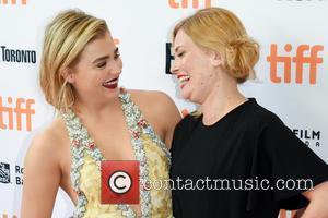 Chloe Grace Moretz and Susannah Cahalan