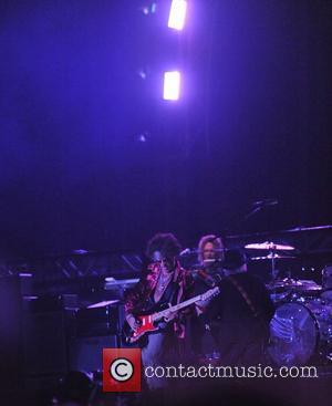 Joe Perry and Aerosmith