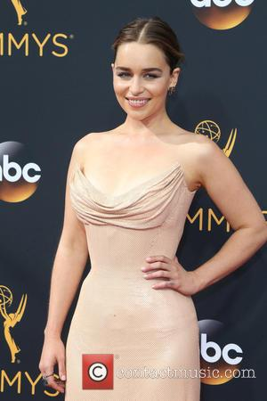 "Emilia Clarke Admits Fan Attention Is Sometimes ""Overwhelming"""