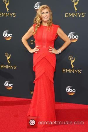 Connie Britton seen on the red carpet at the 68th Annual Primetime Emmy Awards held at the Microsoft Theater Los...