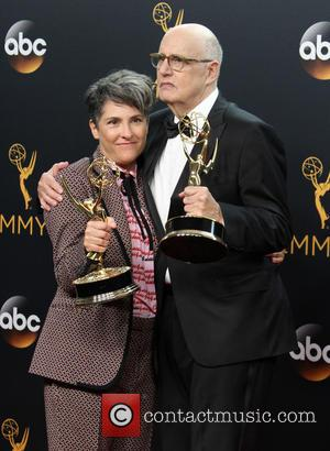 Jill Soloway and Jeffrey Tambor