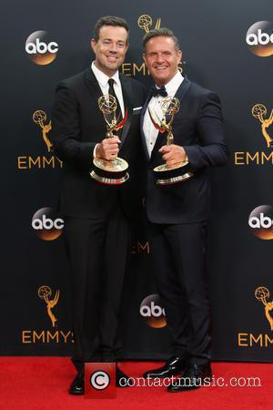 Carson Daly and Mark Burnett