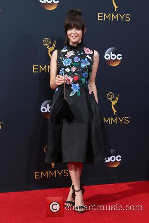 Maisie Williams seen on the red carpet at the 68th Annual Primetime Emmy Awards held at the Microsoft Theater Los...