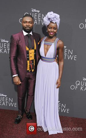 David Oyelowo and Lupita Nyong'o