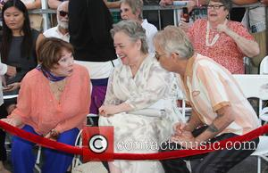 Shirley Maclaine, Kathy Bates and Billy Bob Thornton