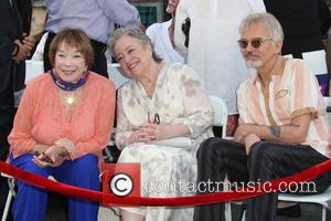 Shirley Maclaine, Kathy Bates and Billy Bob Thornton