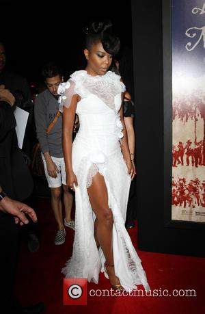 Gabrielle Union at the LA Premiere of 'The Birth of a Nation' held at Cinerama Dome, Los Angeles, California, United...