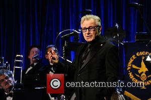 Harvey Keitel seen at the Friars Club Gala, they were honoring the Icon Award to Martin Scorsese held at Cipriani,...