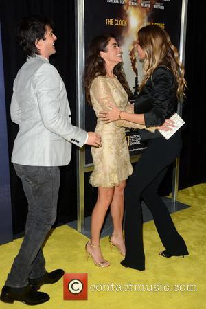 Ian Somerhalder, Nikki Reed and Gisele Bundchen