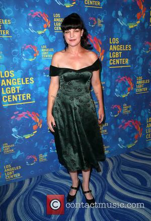 Pauley Perrette posing alone and with a number of friends including Greg Louganis, Johnny Chaillot, Conrad Ricamora and Kathy Najimy...