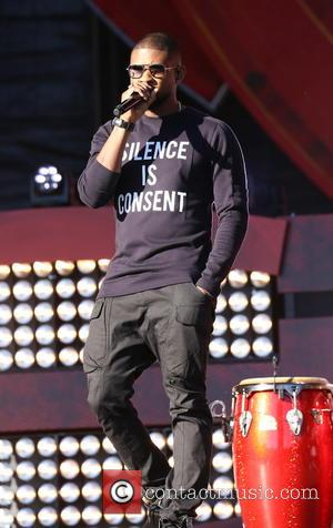 Usher performing at the Global Citizen Festival 2016 held in Central Park, New York, United States - Saturday 24th September...