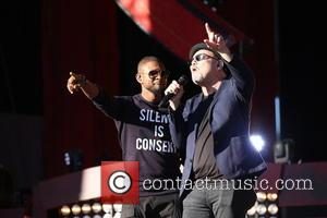 Usher and Rubén Blades
