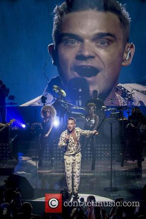 Robbie Williams and Roundhouse