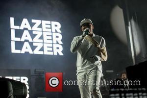 Major Lazer, Walshy Fire and Maror Lazer
