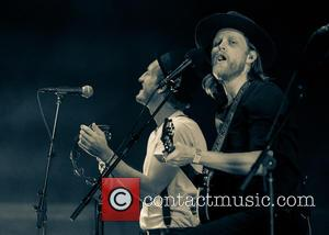 Wesley Schultz, The Lumineers and Jeremiah Fraites