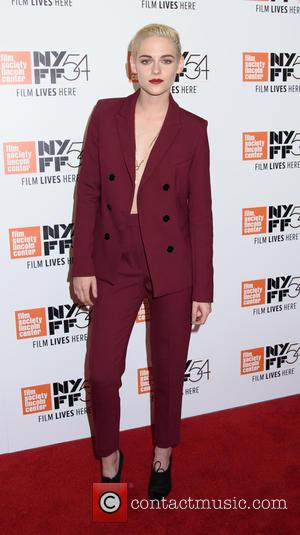 Kristen Stewart at the 54th New York Film Festival premiere of Certain Woman held at Lincoln Center's Alice Tully Hall,...