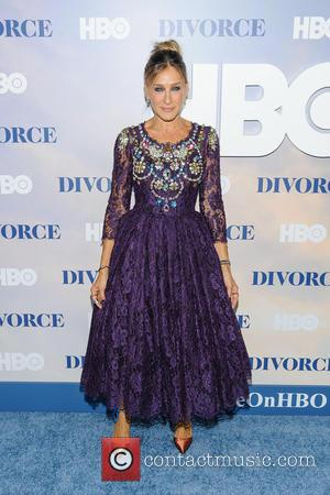 Sarah Jessica Parker at the New York Premiere of HBO's new series 'Divorce' held at the SVA Theater, New York,...