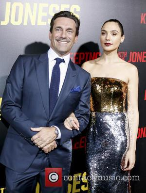 Jon Hamm at the Los Angeles premiere of 'Keeping With The Joneses' - Los Angeles, California, United States - Saturday...