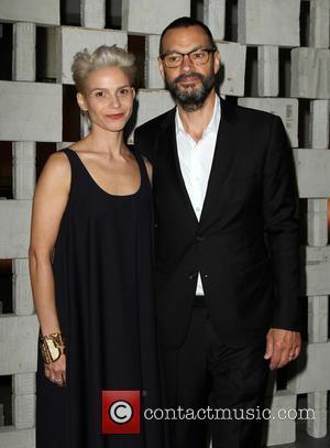 Ana Prvacki and Sam Durant