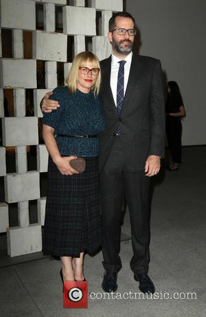 Patricia Arquette and Partner Eric White