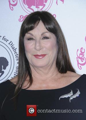 Anjelica Houston seen at the 2016 Carousel of Hope Ball - Los Angeles, California, United States - Sunday 9th October...