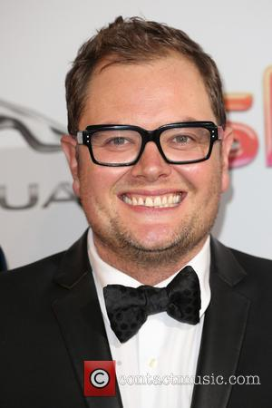 Alan Carr on the red carpet at the 2016 Attitude Awards, London, United Kingdom - Monday 10th October 2016