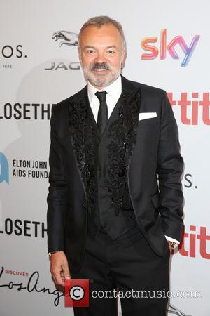 Graham Norton on the red carpet at the 2016 Attitude Awards, London, United Kingdom - Monday 10th October 2016