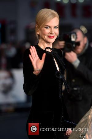 Nicole Kidman at the American Express Gala Screening of 'Lion' held at the Odeon Leicester Square. London, United Kingdom -...