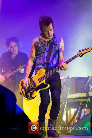 The Cure, Simon Gallup and Robert Smith