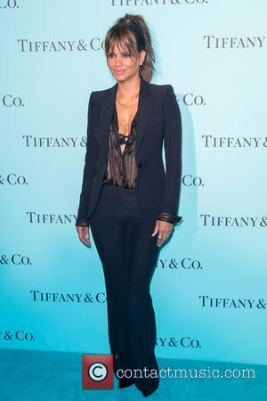 Halle Berry at Beverly Hills Tiffany And Co. store which was celebrating the renovation of their premises. Beverly Hills, California,...