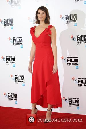 Gemma Arterton at the BFI London Film Festival premiere of 'Their Finest' - London, United Kingdom - Thursday 13th October...
