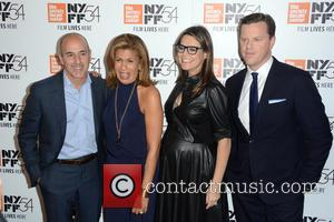 Matt Lauer, Hoda Kotb, Savannah Guthrie and Willie Geist