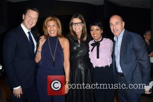 Willie Geist, Hoda Kotb, Savannah Guthrie, Tamron Hall and Matt Lauer