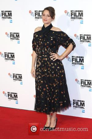 Marion Cotillard at the BFI London Film Festival screening of 'It's Only The End of the World' held at Odeon...