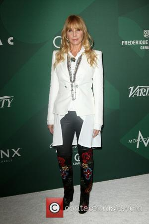 Rosanna Arquette at Variety's Annual Power of Women Luncheon held at the Beverly Wilshire Hotel, Los Angeles, California, United States...