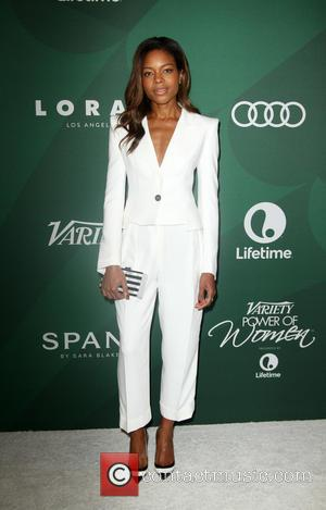 Naomi Harris at Variety's Annual Power of Women Luncheon held at the Beverly Wilshire Hotel, Los Angeles, California, United States...